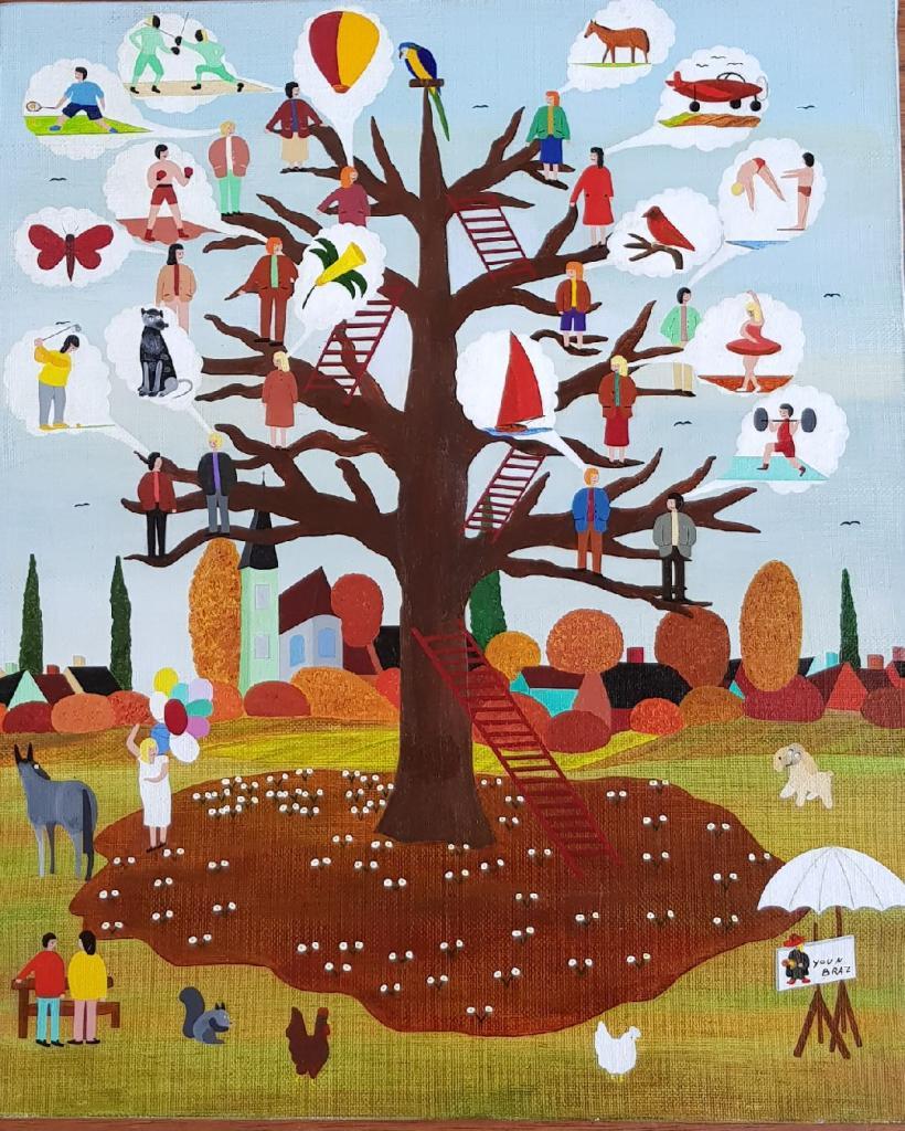 L'arbre des rêves