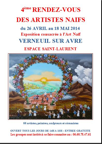 Affiche verneuil
